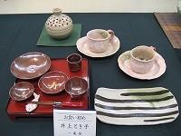 井上さん2009作陶展 052